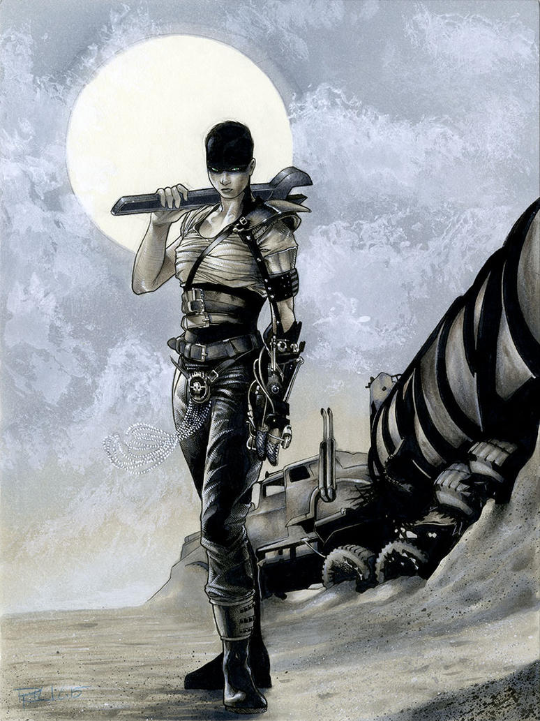 The Unbreakable Imperator Furiosa by RichardCox