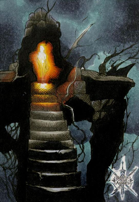 Hobbit: BFA Artists Return by RichardCox