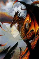 Lava Dragon by RichardCox