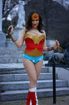 Pin-up Wonder Woman