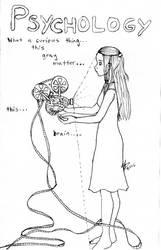 Psychology by celestialmaiden