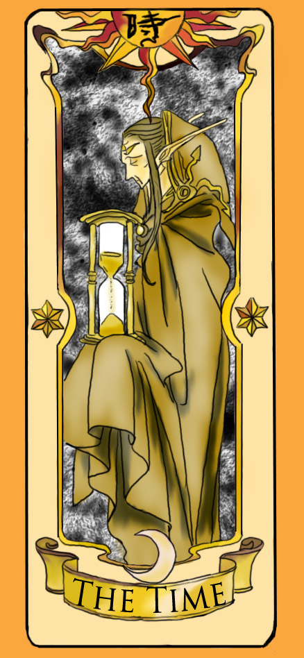 Clow Card The Time by inuebony