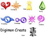 Digimon Crests