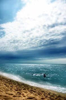 Boy of the sea