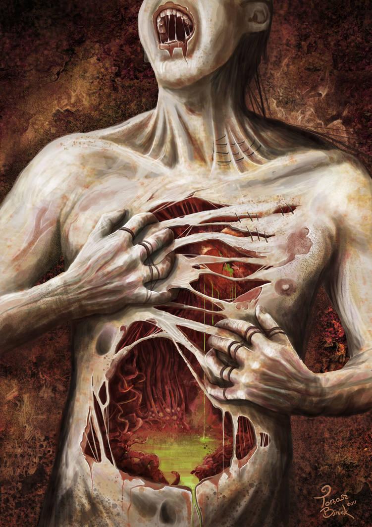 Emotion by TomaszBiniek