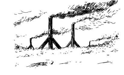 Black furnaces