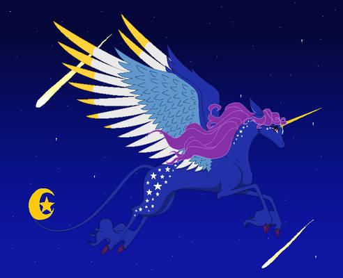 Keyblade-corns - Starseeker