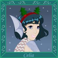 Christmas Headshots: Day 16 - Celia