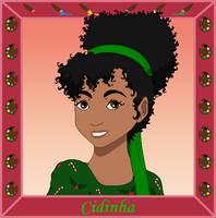 Christmas Headshots: Day 26 - Cidinha