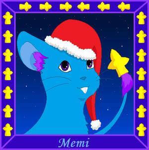 Christmas Headshots: Day 28 - Memi
