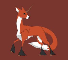 Junicorn: Day 19 - Fox