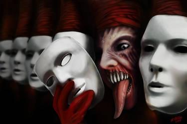masquerade by zilla774