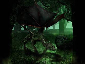 SwampDragon by zilla774