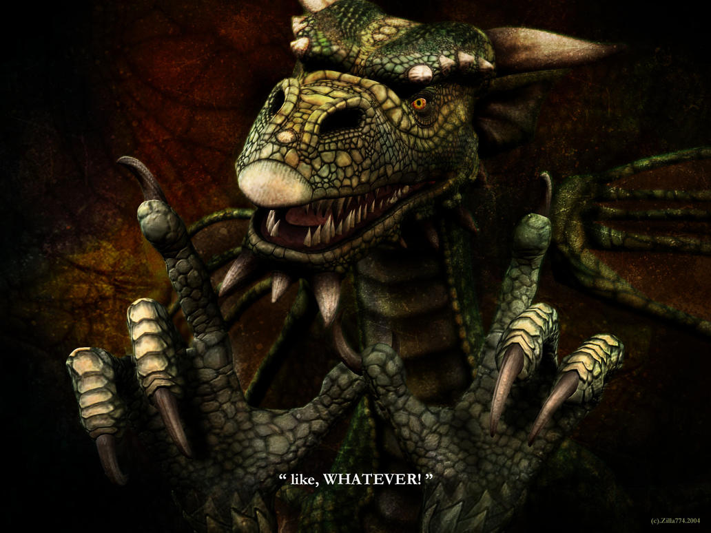 WHATEVER by zilla774