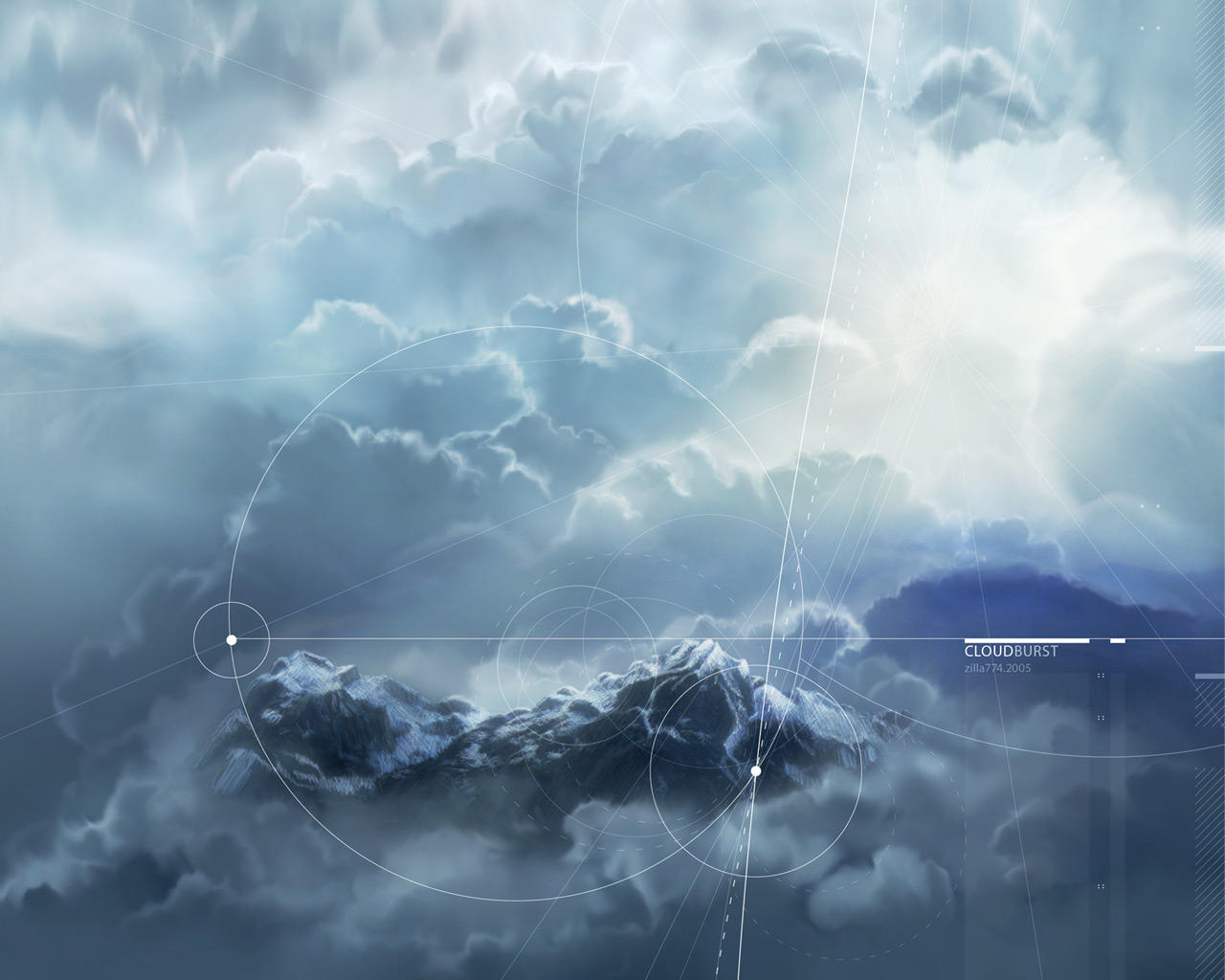 cloud.burst WP by zilla774