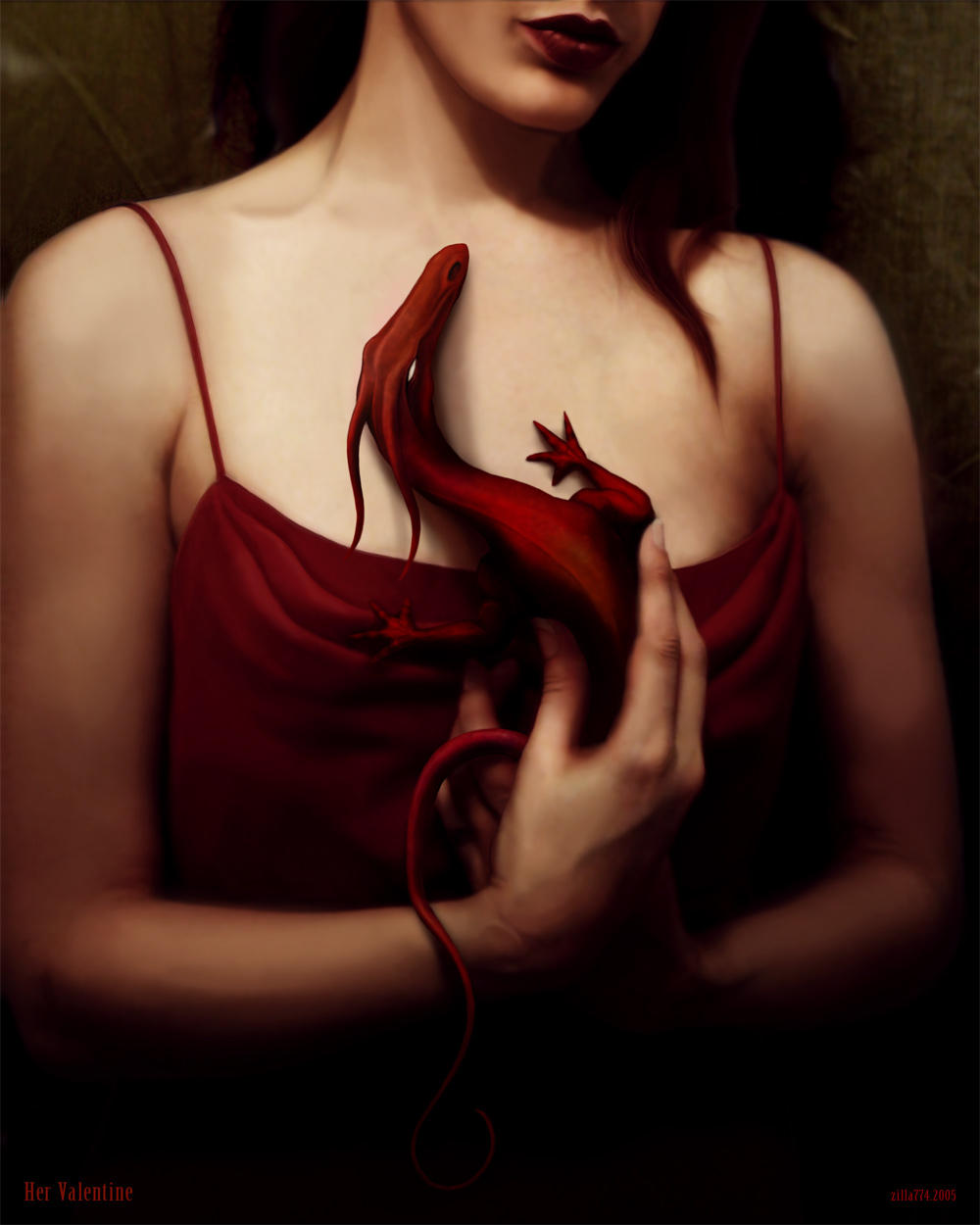 Her Valentine by zilla774 dans Fantastique Her_Valentine_by_zilla774