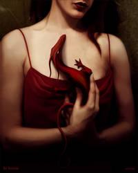 Her Valentine by zilla774