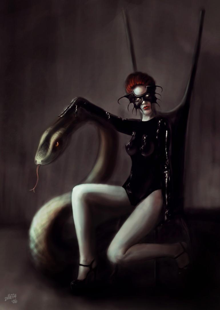 Serpenta by zilla774