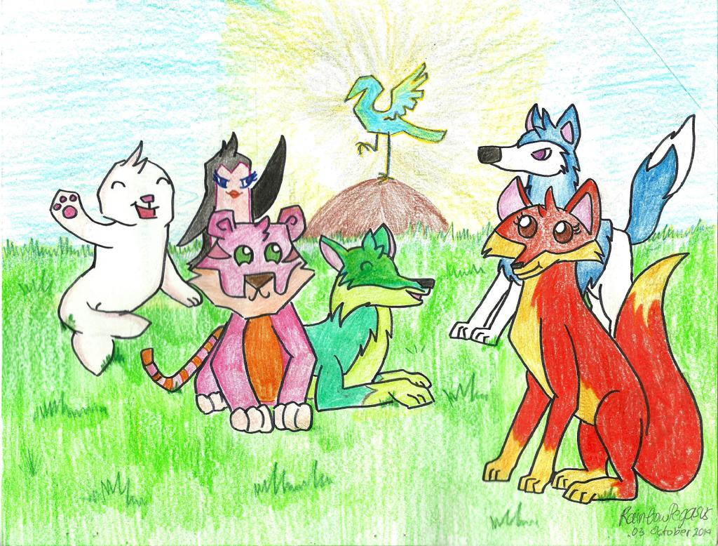 Return of Mira by rainbow000pegasus