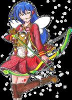 LL: Umi Valentine's by rainbow000pegasus