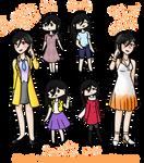 Crystal's Wardrobe by rainbow000pegasus