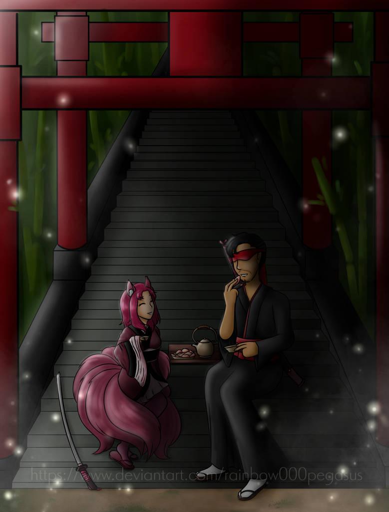 [AT] OC-T: Moonlit Encounter