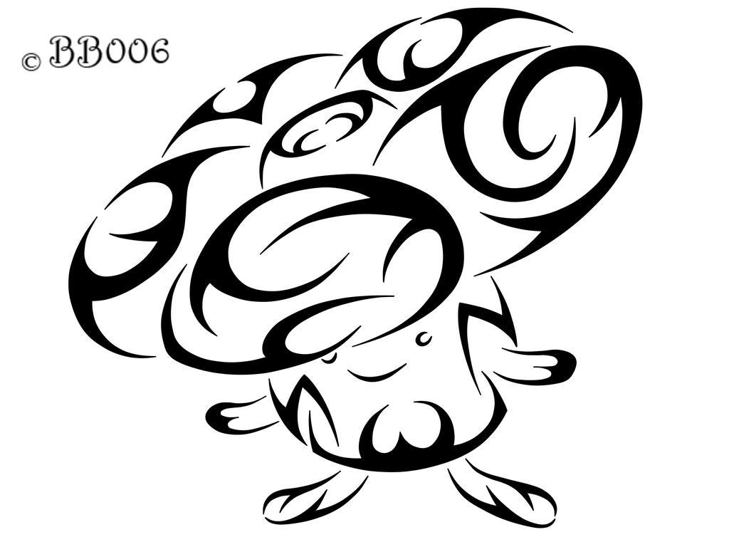 #045: Tribal Vileplume by blackbutterfly006