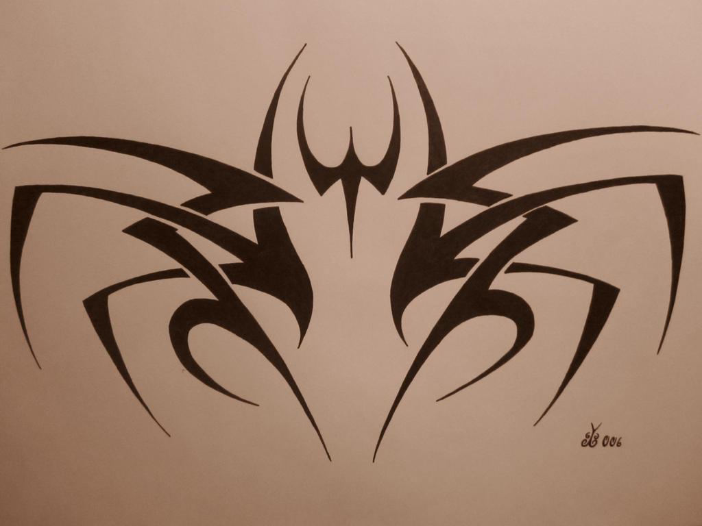 Tribal Design by blackbutterfly006