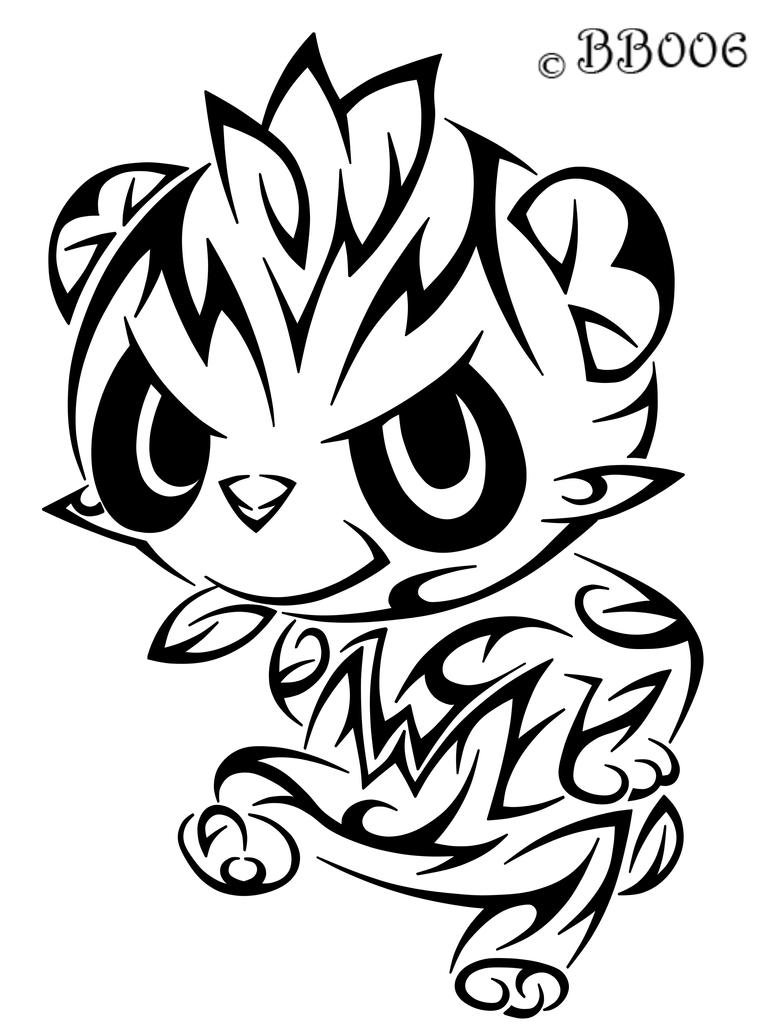Tribal Pancham by blackbutterfly006