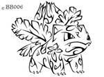 #002: Tribal Ivysaur (Remake)