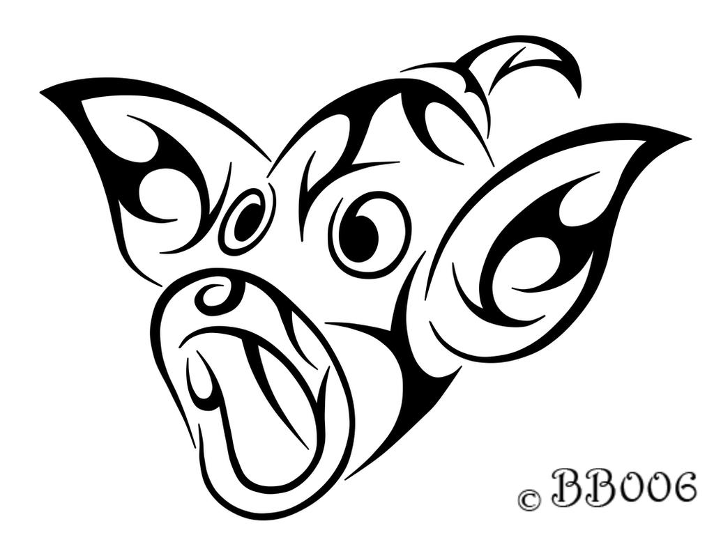 #070: Tribal Weepinbell by blackbutterfly006
