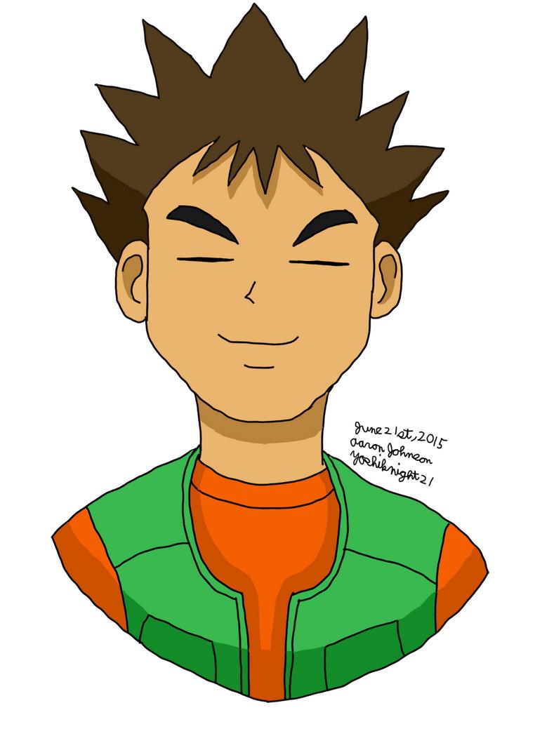 Brock Pokemon By Yoshiknight2 On Deviantart