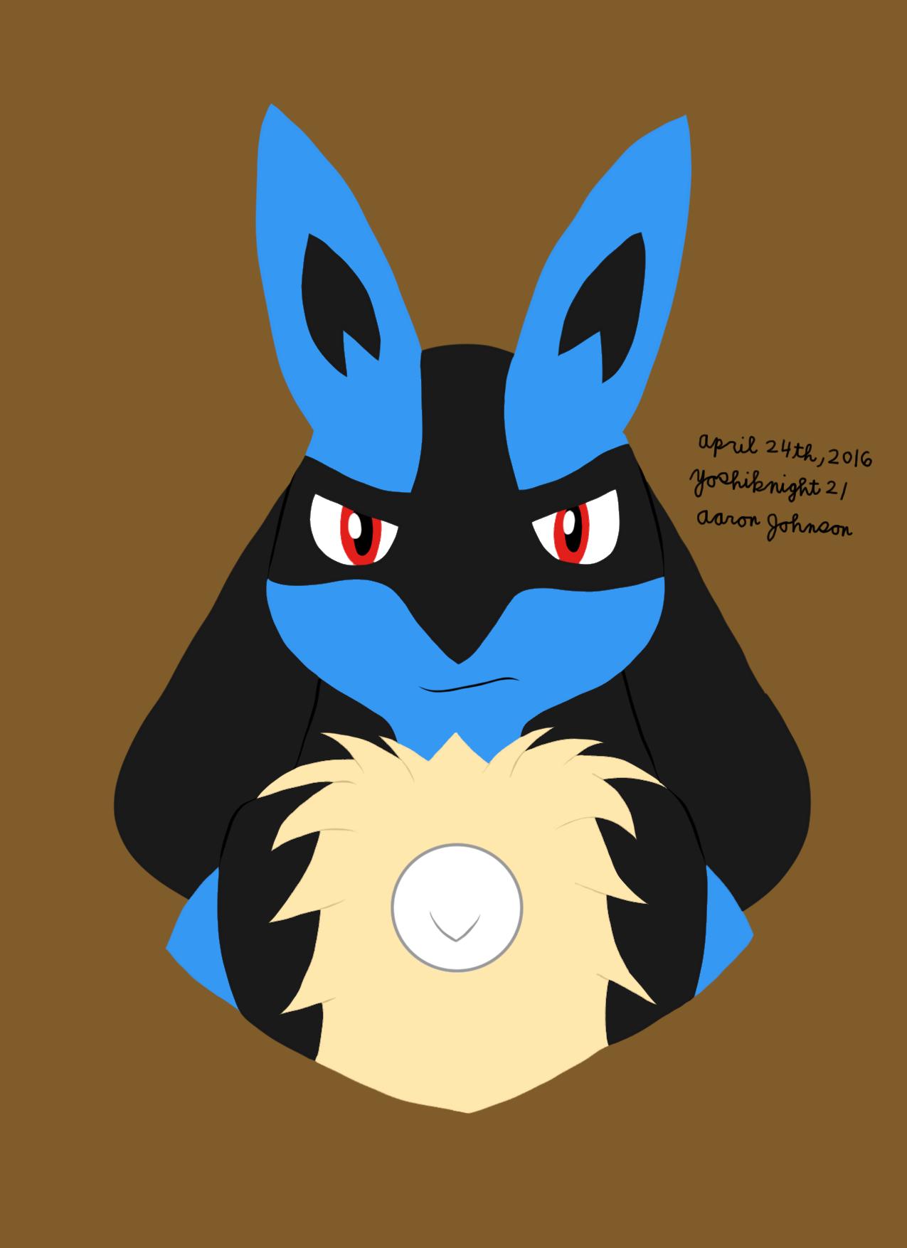 Lucario Pokemon 608251831