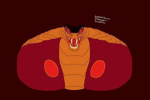 Jafar - Snake Form (Disney)