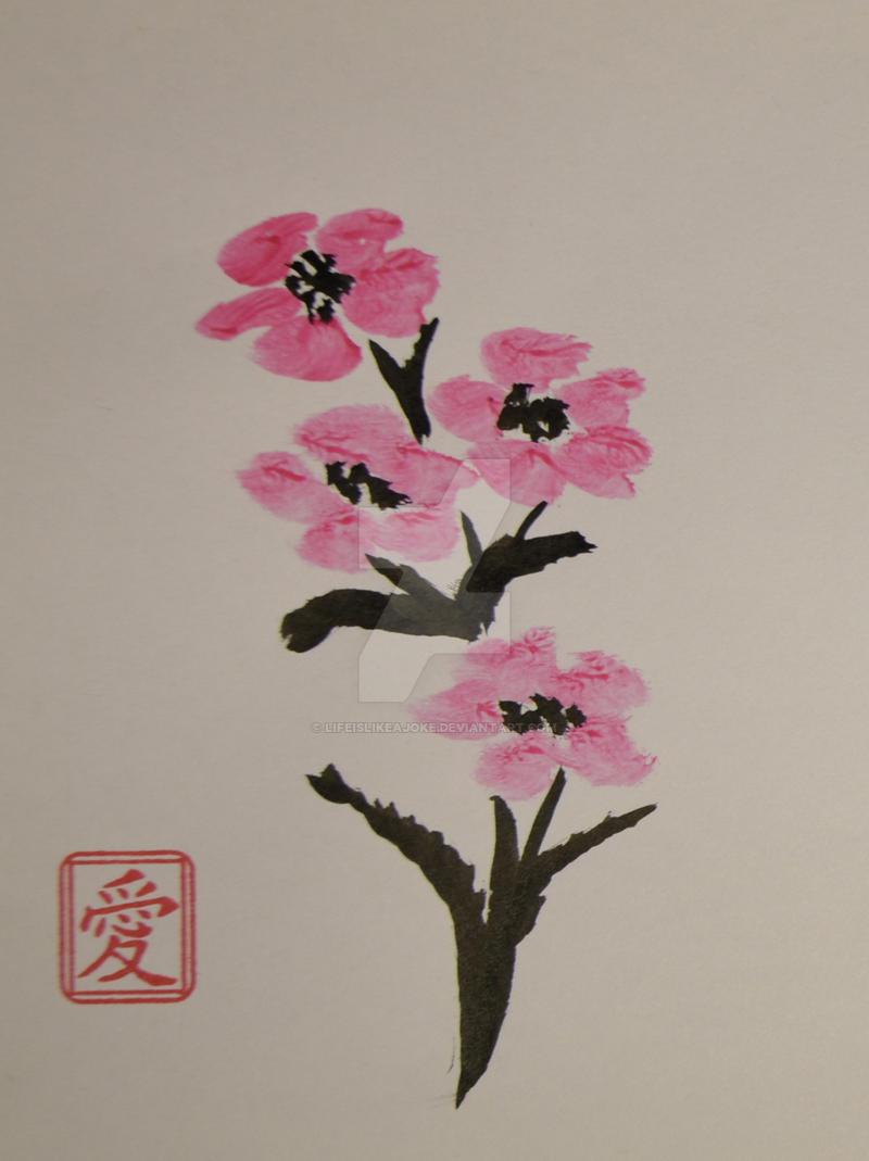 Flower (III) by lifeislikeajoke