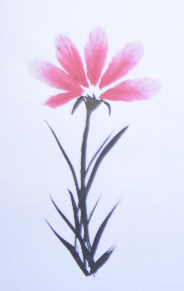 Flower (XI) by lifeislikeajoke
