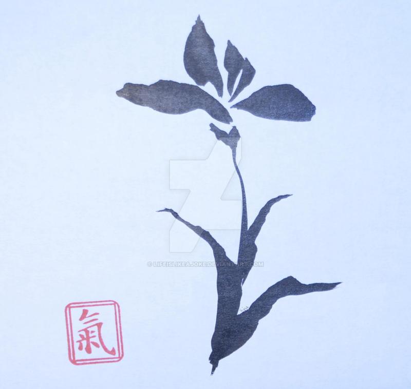 Flower (XIII) by lifeislikeajoke
