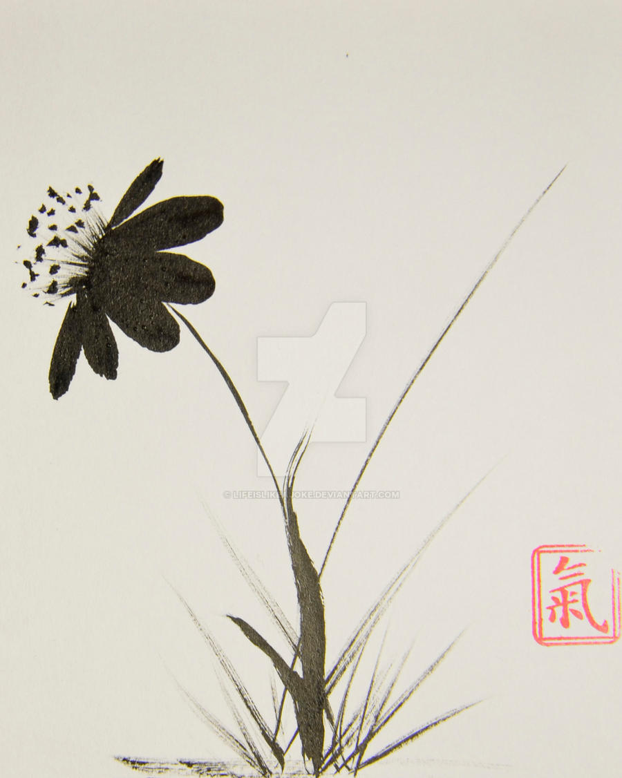 Flower (XX) by lifeislikeajoke