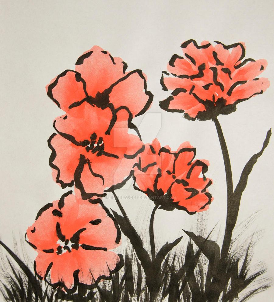 Flower (XXI) by lifeislikeajoke