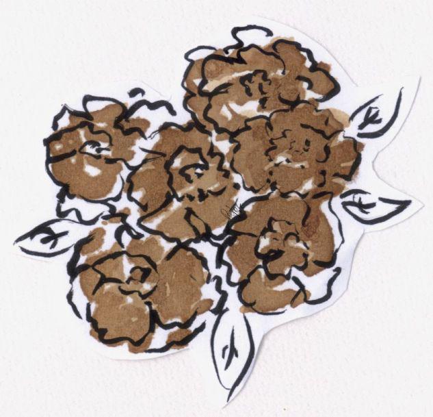Coffee  flowers (IV) by lifeislikeajoke