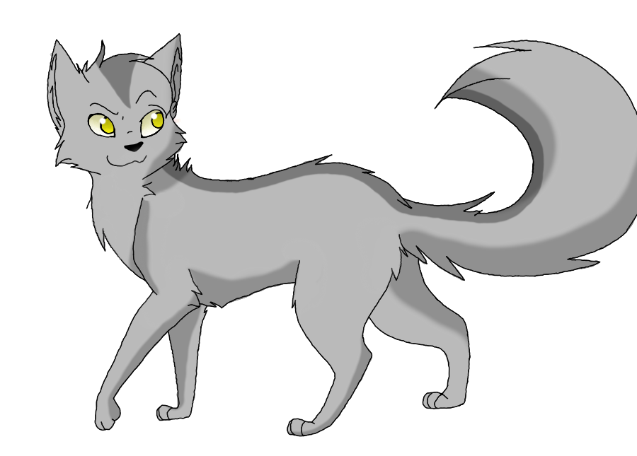 Warrior Cats Graystripe Real Life