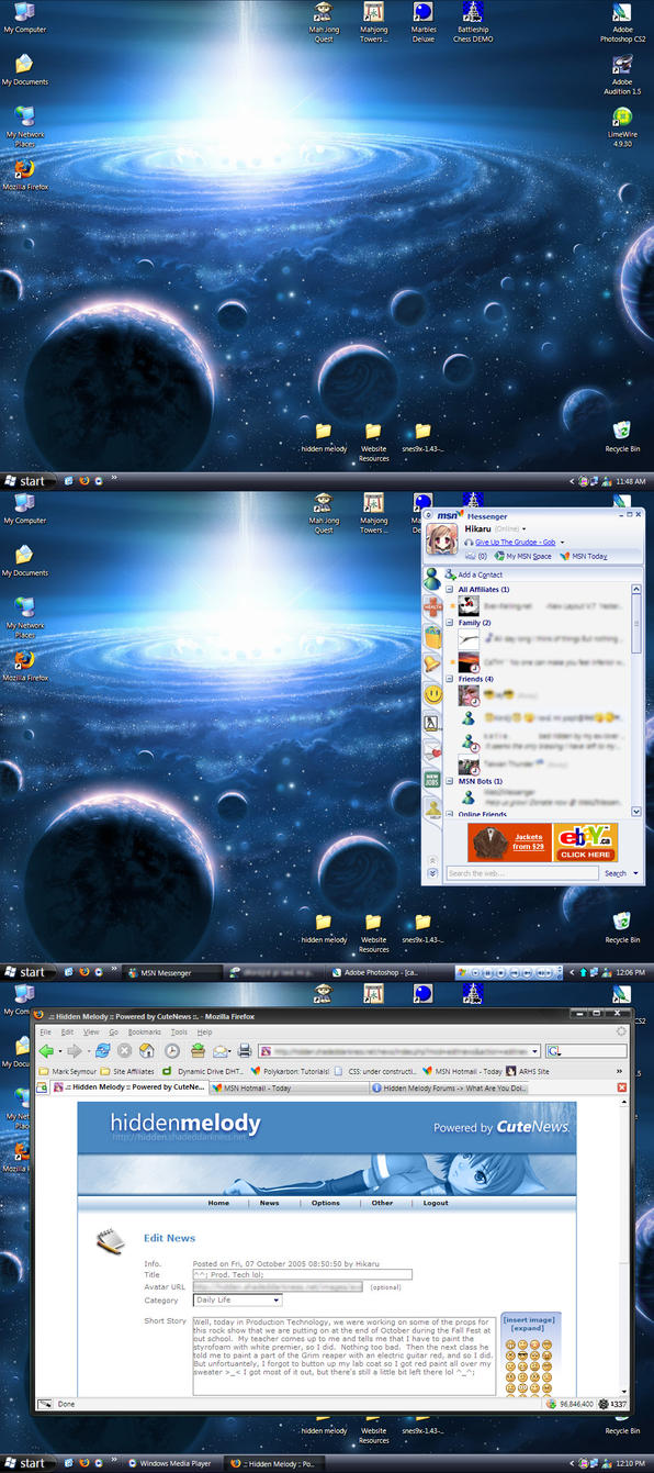 September screenshot 2005 by anime-addict