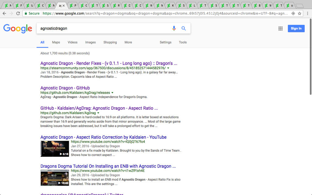 Agnosticdragon Google Search 051517 by AgnosticDragon on