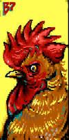 Cock a Doodle Doodle by ungenannt