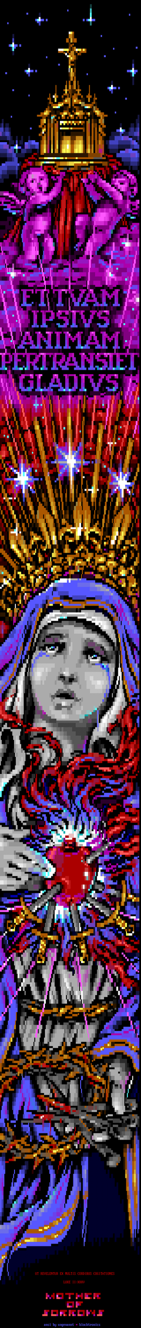 Mother of Sorrows by ungenannt