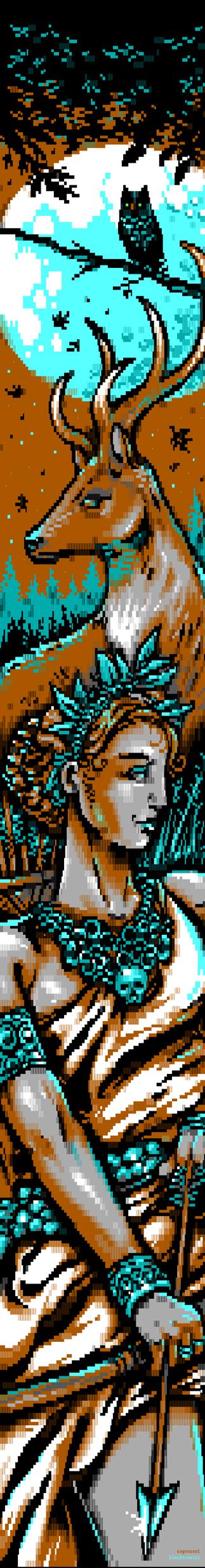 Artemis by ungenannt