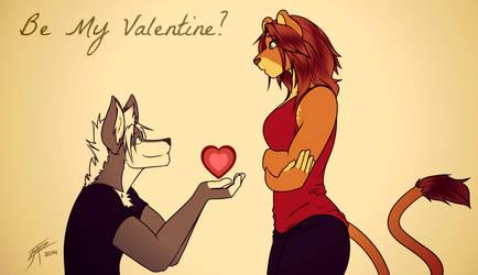 Happy Valentine's Day by EtriuzJT