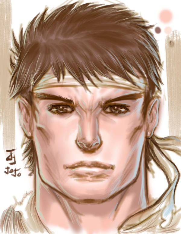 Ryu Hoshi fan art by lancerdrake