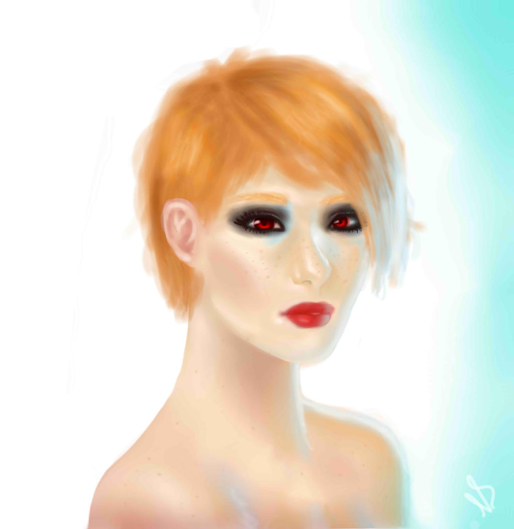 Vampire by Farefarren