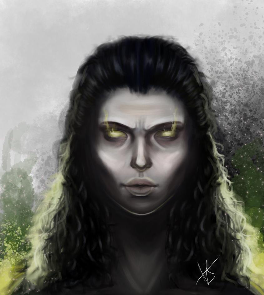 Sorceress by Farefarren